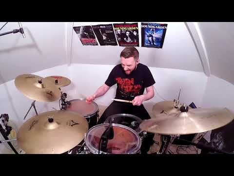 Alice In Chains - We Die Young (Drum Cover)