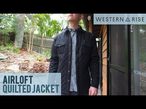 Western Rise AirLoft Quilted Jacket Review