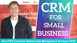 CRM For Small Business | Best FREE Customer Relationship Management Software (2020)