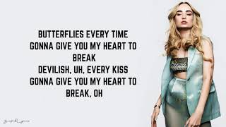 Kim Petras - Heart To Break (Lyrics)