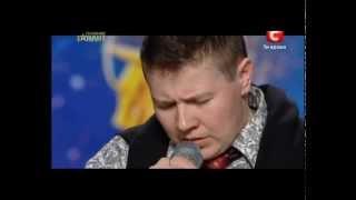 Украина имеет талант - Белорус всех порвал!