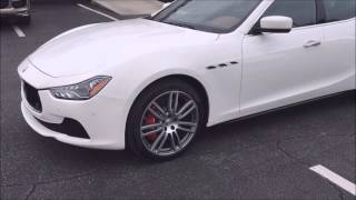 Maserati Ghibli Maintenance (How much does it cost?)