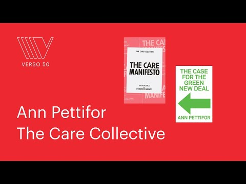 Verso Live: Ann Pettifor and The Care Collective