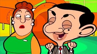 ᴴᴰ Mr Bean Ultimate Cartoon Collection! BEST EPISODES 2017 | Part 2