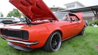 Goodguys Car Show In Colorado