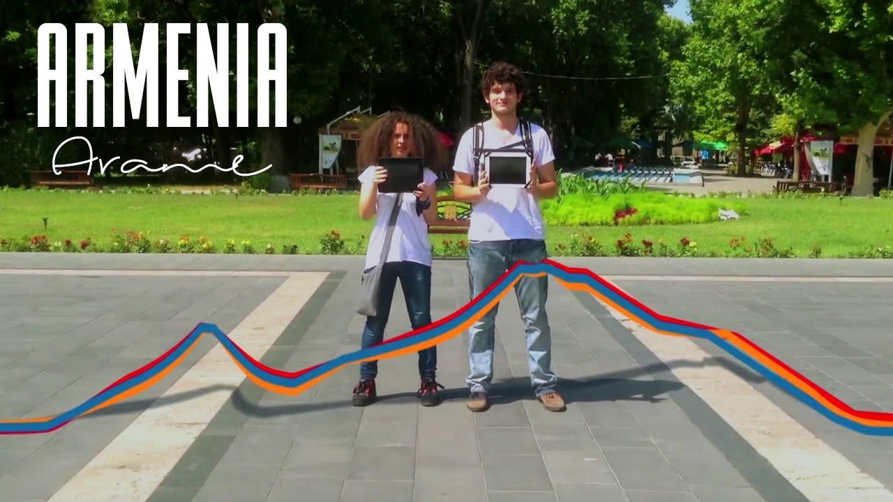 ARAME – ARMENIA // Official Music Video // Full HD //+37477718282