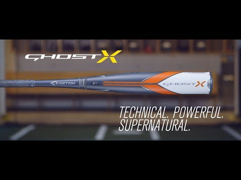2018 Easton Ghost X -5 Senior League Baseball Bat: SL18GX5