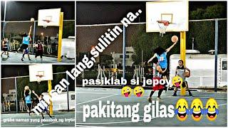 pakitang gilas ho || basketball game || hamediya park || Ajman UAE || highlights || vlog 23