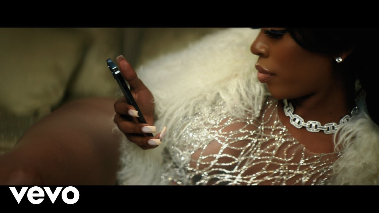 Kash Doll - Single & Happy Ft. Wale, Eric Bellinger (Official Video)