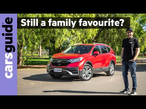 Honda CR-V 2021 review: Is the new safer SUV a match for the Toyota RAV4?