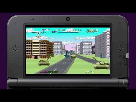SEGA 3D Classics - 3D Thunder Blade thumbnail