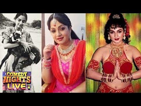 Comedy Nights | Bua AKA Upasna Singh In Real Life