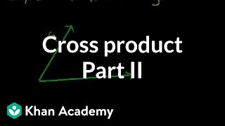 Cross Product 2