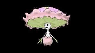 Shiinotic  - (Pokémon) - Pokemon Sun & Moon Movesets: Shiinotic