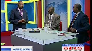 Eyeing Abagusii vote: Kisii leaders vowing to back Uhuru