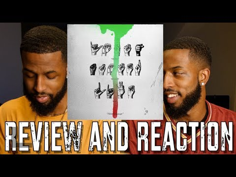 "YOUNG THUG & YSL ""SLIME LANGUAGE"" ALBUM REVIEW AND REACTION #MALLORYBROS 4K"