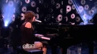 "Christina Grimmie, Сhristina Grimmie ""Liar Liar"" on Ellen"
