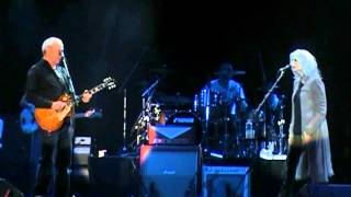 "Mark Knopfler & Emmylou Harris ""If this is goodbye"" 2006 Verona"