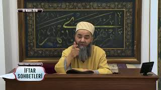 """""""Allah'ın Oğlu Gelse"""", """"Feriştahı Gelse"""" Gibi İnsanı Dinden Çıkaracak Laflardan Sakınmak Lazımdır!"""