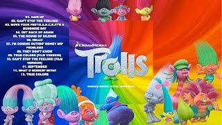 02. CAN'T STOP THE FEELING! (Justin Timberlake) - TROLLS