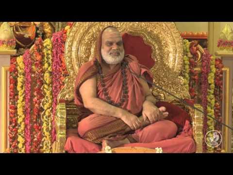 Anugraha Bhashanam at Chennai (Guruvandanam) by the Jagadguru Shankaracharya of Sringeri