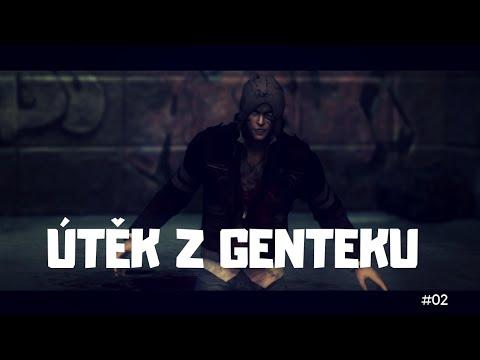 JAK TO ZAČALO - ÚTĚK Z GENTEKU - PROTOTYPE | #02