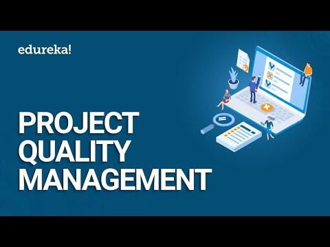 Project Quality Management PMBOK® 6 | PMP® Training Videos