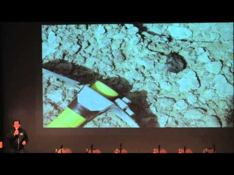 2013 Planetary Defense Conference--Part 2: Meteorite Man Geoffrey Notkin
