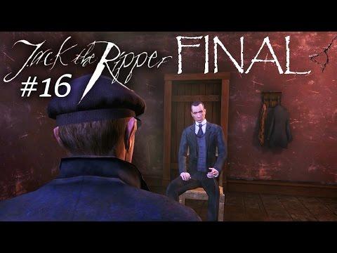 Шерлок Холмс против Джека Потрошителя - Правосудие. Часть 16 (ФИНАЛ)