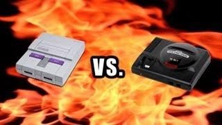 SNES VS. Sega Genesis (Part 2)