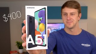 The Samsung Galaxy A51! - This Is Samsung's $400 Phone