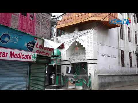 No congregational Friday prayers in Srinagar in view of Covid-19 lockdown