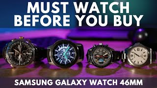 TOP 3 Reasons to NOT BUY Samsung Galaxy Watch 46mm