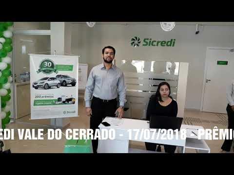 SEGUNDO SORTEIO 17-07 - CAMPANHA SICREDI 30 ANOS