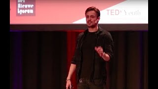 Turning into a superstar DJ/Producer | Julian Jordan | TEDxYouth@HNLBilthoven