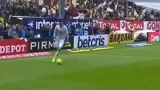 Финты звёзд футбола