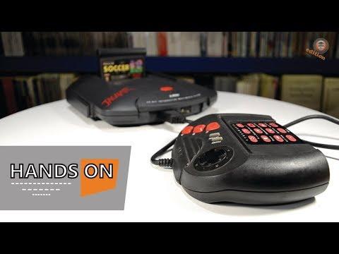 Atari Jaguar - Hands On