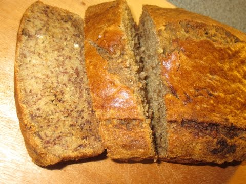 HOW TO MAKE JAMAICAN BANANA BREAD RECIPE 2015