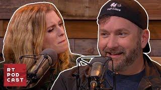 RT Podcast: Ep. 467   Barb Beats Burnie