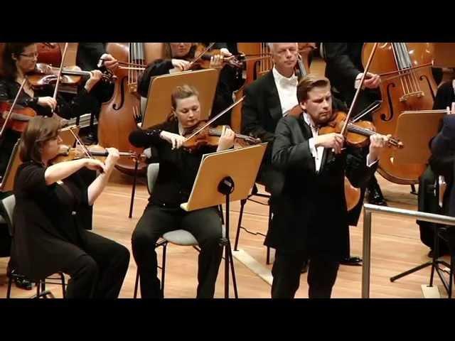 Beethoven Violin Concerto (excerpt)