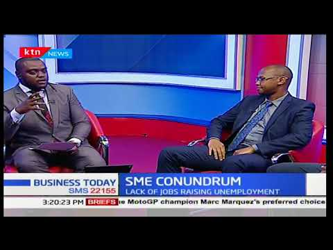 EX- KDF, Paul Adrian and Financial Analyst Johnson Nderi on SME Conundrum