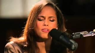 Alicia Keys    I'm pressing on