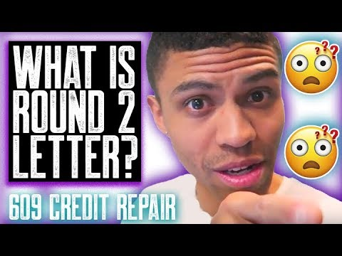 WHAT IS ROUND 2 LETTER || CREDIT REPAIR SECRETS || HOW THEY VERIFIED || CREDIT BUREAU STALL TACTICS