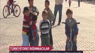 BAŞDENETÇİ ŞEREF MALKOÇ, TÜRKİYE'DEKİ SIĞINMACI SORUNUNU DEĞERLENDİRDİ