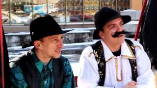 Mircea si Cipocu Show Ep.2 ( bancuri cu etnii, politai, vampiri si diverse )