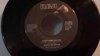 Juice Newton - First Time Caller