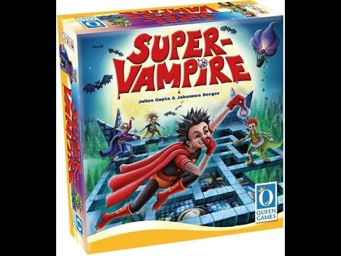 The Purge: # 1765 Super Vampires: A Mix between Harry Potter's sports and garlic collection