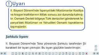 Eğitim Vadisi TYT Tarih 9.Föy Beylikten Devlete Osmanlı Siyaseti 1 Konu Anlatım Videoları
