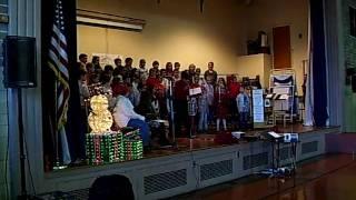 Lambert lavoie school concert ...2010