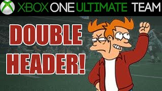 Madden 15 - Madden 15 Ultimate Team - DOUBLE HEADER! | MUT 15 Xbox One Gameplay
